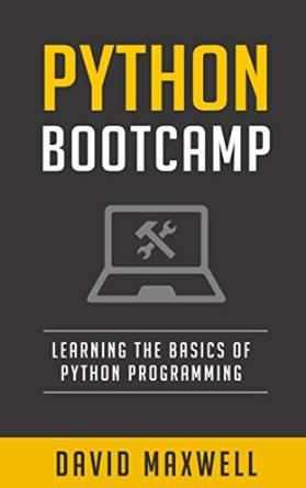 Python: Programming Bootcamp
