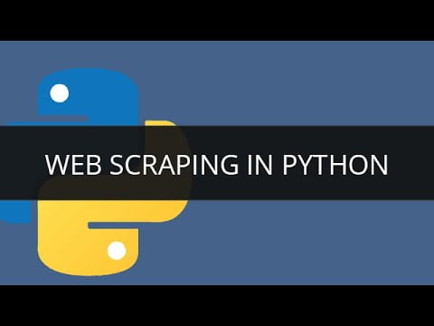 Web Scraping con Python y BeautifulSoup